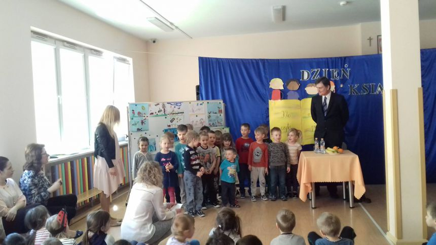 Wizyta Lubelskiego Poety Zygmunta Marka Miszczaka